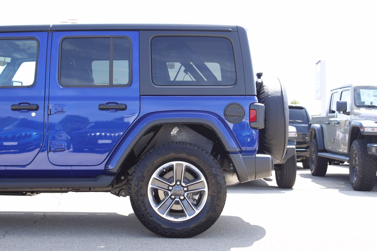 Certified Pre-Owned 2020 Jeep Wrangler Unlimited Sahara