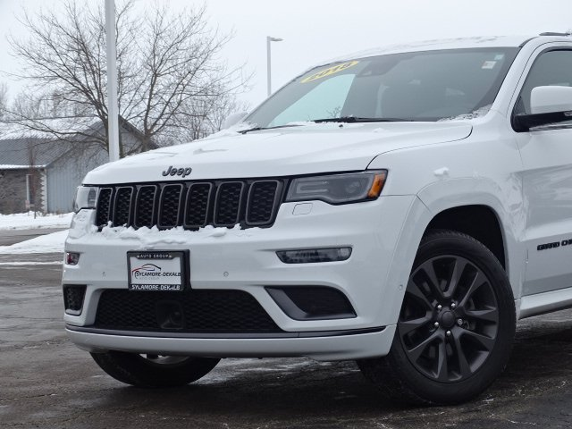 Certified Pre-Owned 2018 Jeep Grand Cherokee High Altitude