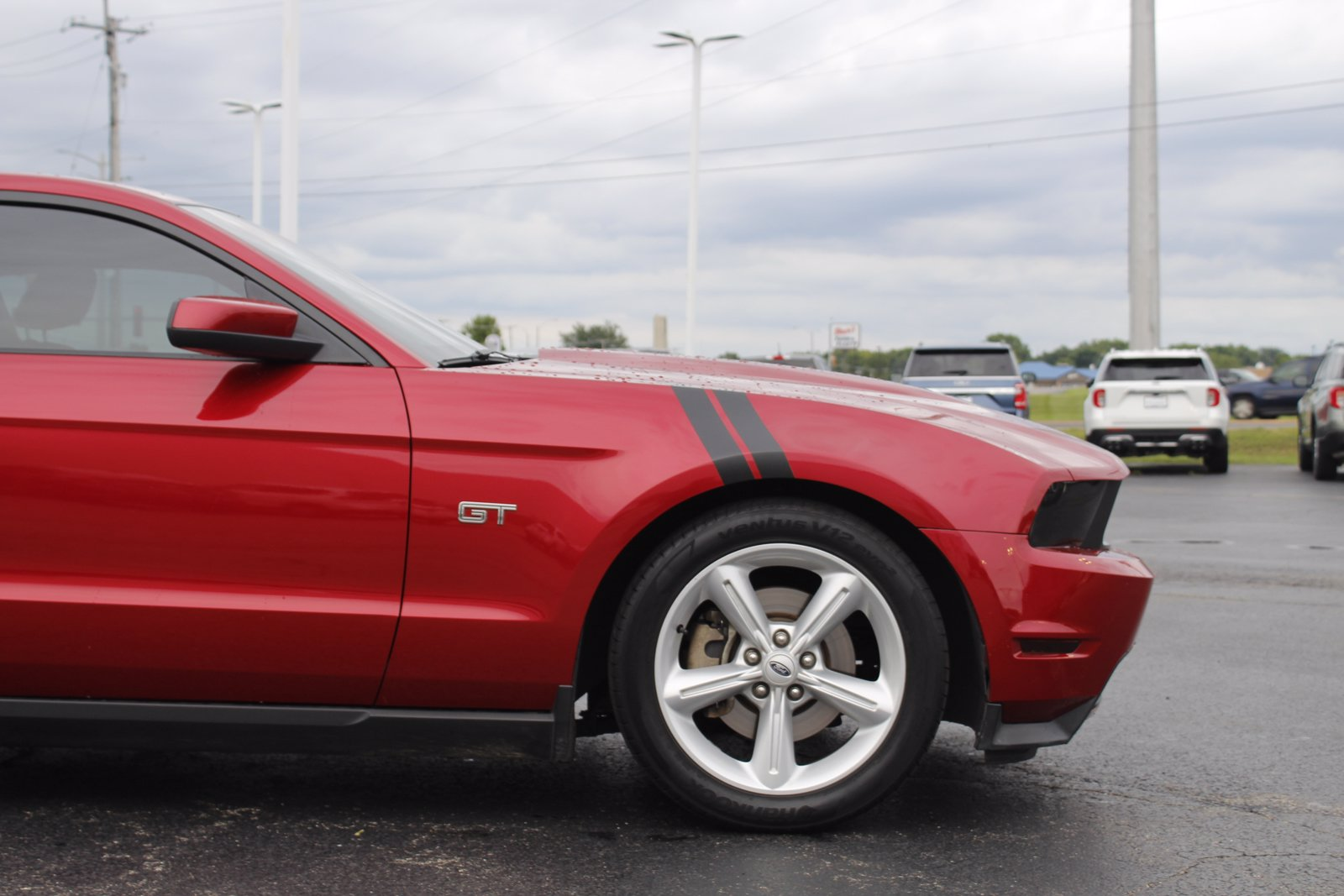 Pre-Owned 2010 Ford Mustang GT