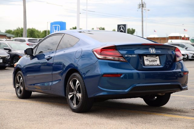 Pre-Owned 2015 Honda Civic Coupe EX