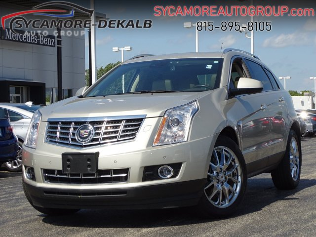 Pre-Owned 2013 Cadillac SRX Premium Collection