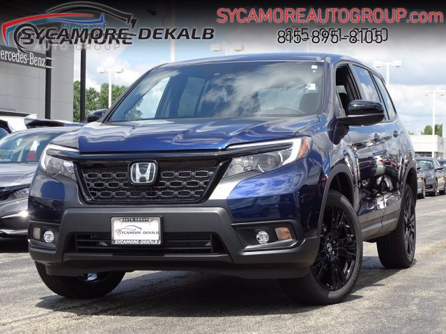Pre-Owned 2019 Honda Passport Sport