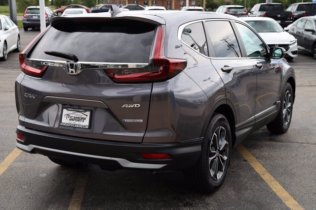 New 2020 Honda CR-V Hybrid EX