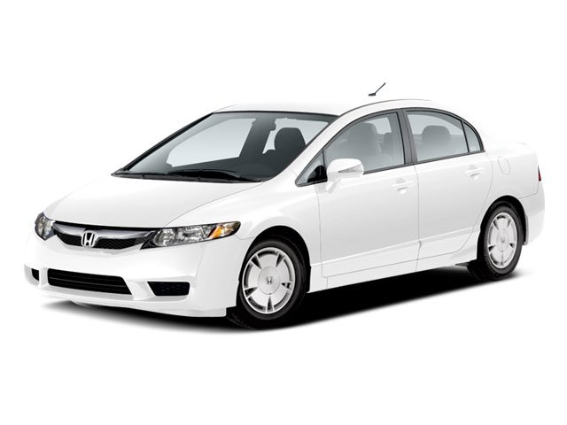 Pre-Owned 2009 Honda Civic Hybrid