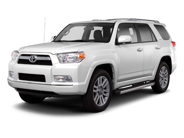 Pre-Owned 2012 Toyota 4Runner Trail
