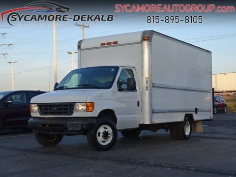 Pre-Owned 2004 Ford Econoline Commercial Cutaway